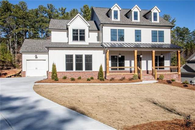 1912 Freemanville Crossing Court, Milton, GA 30004 (MLS #6703880) :: RE/MAX Prestige