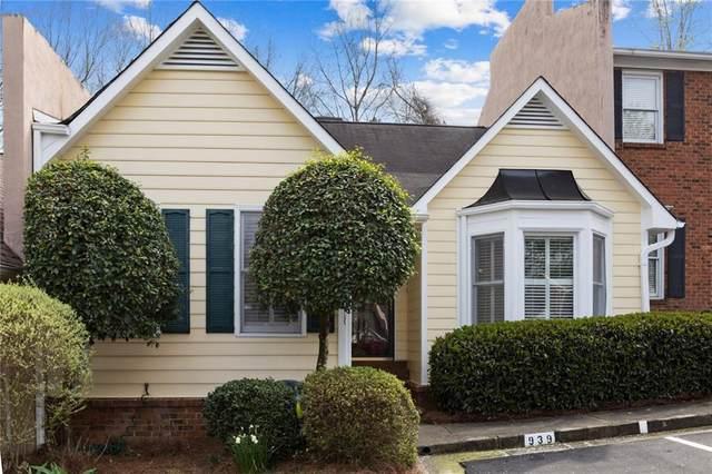 939 Lenox Hill Court NE, Atlanta, GA 30324 (MLS #6703883) :: Rock River Realty