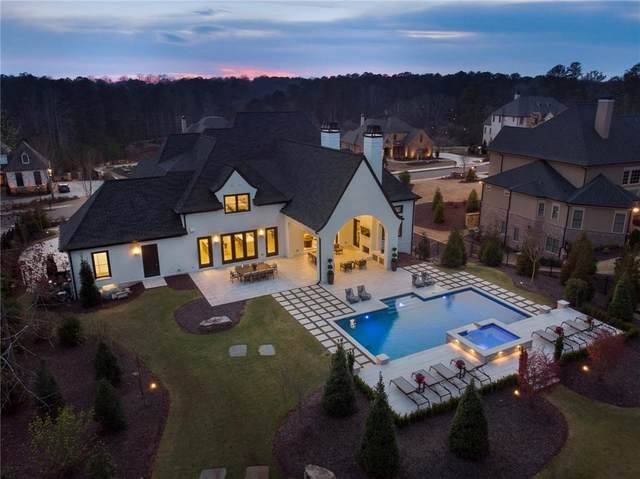 16139 Belford Drive, Milton, GA 30004 (MLS #6703886) :: The North Georgia Group