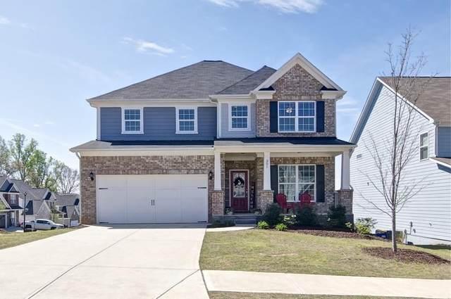 301 Pebblestone Lane, Holly Springs, GA 30115 (MLS #6703887) :: Kennesaw Life Real Estate
