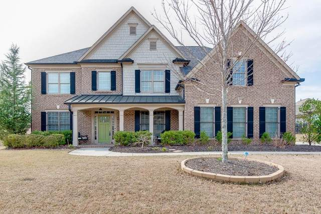 6607 Trail Side Drive, Flowery Branch, GA 30542 (MLS #6703899) :: Rock River Realty