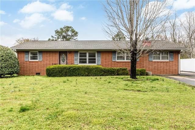 120 Beech Creek Drive NW, Rome, GA 30165 (MLS #6703946) :: North Atlanta Home Team