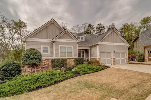 200 Towering Peaks, Canton, GA 30114 (MLS #6703951) :: Path & Post Real Estate