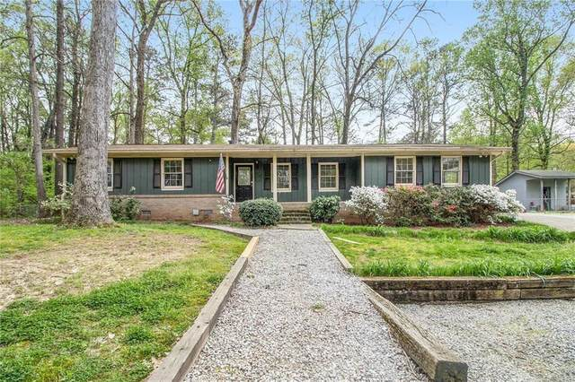 3759 Tommy Drive, Powder Springs, GA 30127 (MLS #6703995) :: North Atlanta Home Team