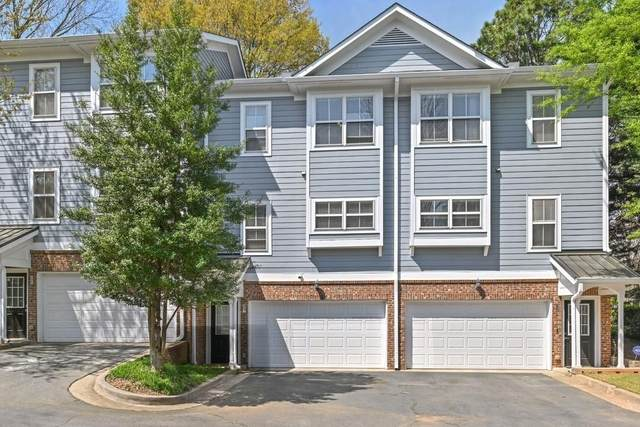 232 Carlyle Park #232, Atlanta, GA 30307 (MLS #6704001) :: Community & Council