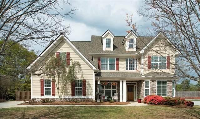 2058 Keeling Mill Terrace, Grayson, GA 30017 (MLS #6704017) :: MyKB Partners, A Real Estate Knowledge Base