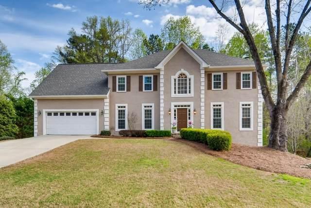 5360 Hampstead Way, Johns Creek, GA 30097 (MLS #6704055) :: RE/MAX Paramount Properties