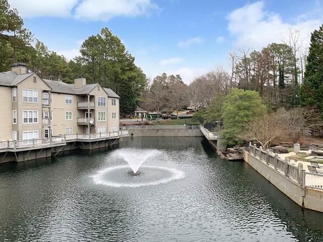 206 Mill Pond Court #206, Smyrna, GA 30082 (MLS #6704071) :: Kennesaw Life Real Estate