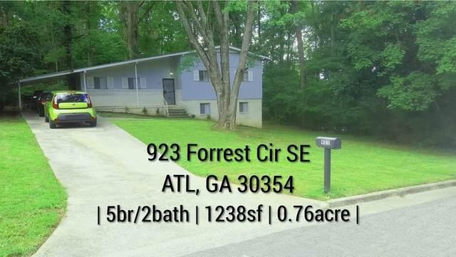 923 Forrest Circle SE, Atlanta, GA 30354 (MLS #6704095) :: Scott Fine Homes