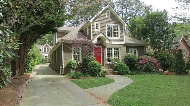902 Stratford Road, Avondale Estates, GA 30002 (MLS #6704113) :: Good Living Real Estate