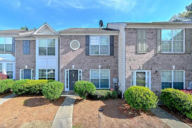 2808 Parkway Cove, Lithonia, GA 30058 (MLS #6704142) :: North Atlanta Home Team