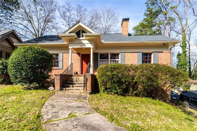 1430 Monroe Drive NE, Atlanta, GA 30324 (MLS #6704155) :: Dillard and Company Realty Group