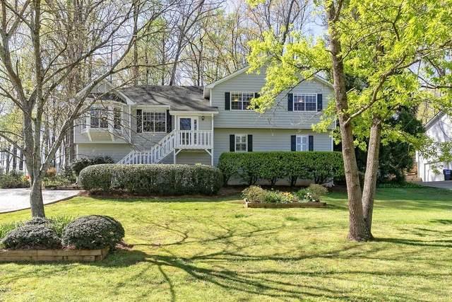 5094 Vixen Courts NW, Acworth, GA 30101 (MLS #6704162) :: Path & Post Real Estate