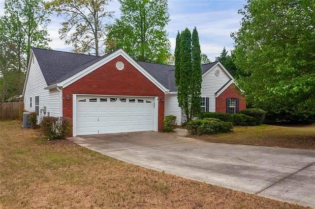 1237 Mystic Drive, Loganville, GA 30052 (MLS #6704170) :: Charlie Ballard Real Estate