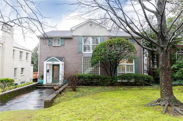 33 Camden Road NE, Atlanta, GA 30309 (MLS #6704179) :: RE/MAX Paramount Properties
