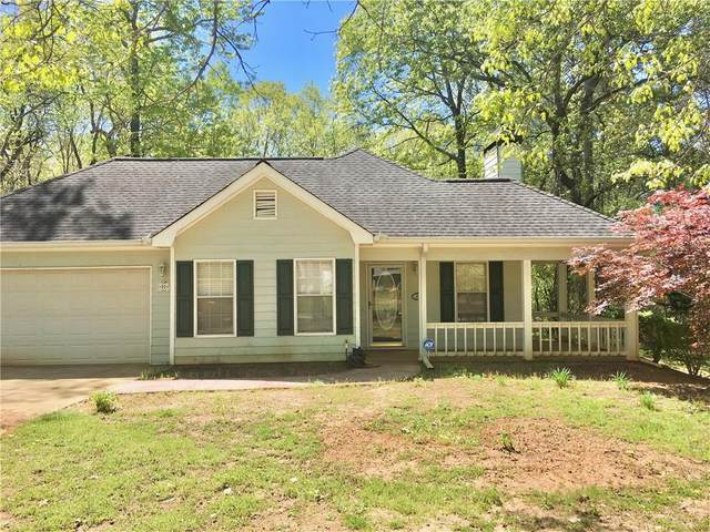 20 Mountain Drive, Covington, GA 30016 (MLS #6704222) :: RE/MAX Paramount Properties