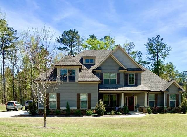 1139 Plesant Ridge Road, Carrollton, GA 30117 (MLS #6704225) :: Community & Council