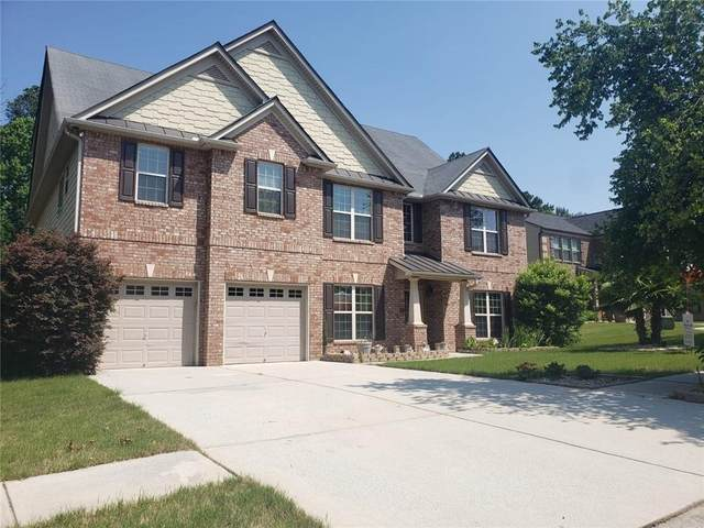 680 Langley Farms Drive, Loganville, GA 30052 (MLS #6704230) :: The Justin Landis Group