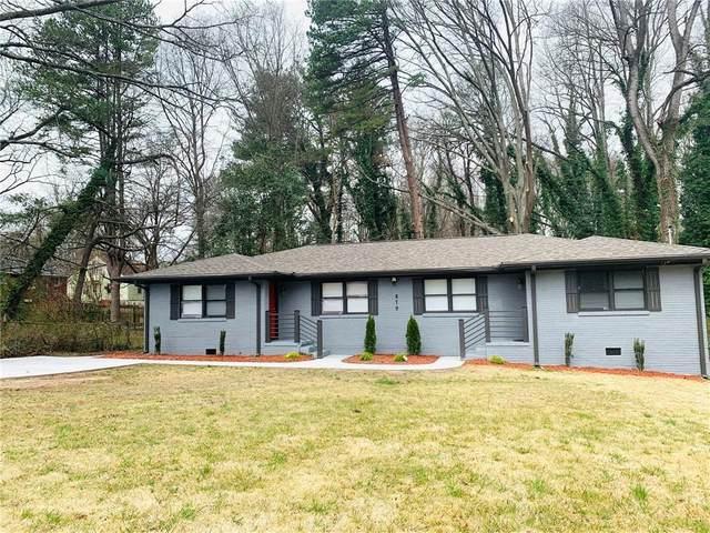879 Jefferson Avenue, East Point, GA 30344 (MLS #6704239) :: MyKB Partners, A Real Estate Knowledge Base