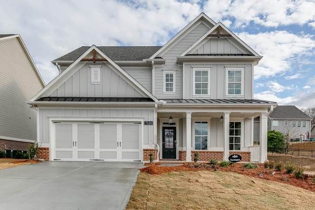 7124 Lake Edge Drive, Flowery Branch, GA 30542 (MLS #6704286) :: Rock River Realty