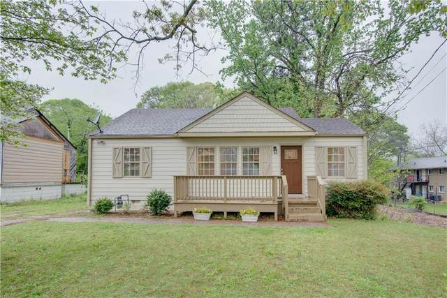 1473 Mercer Avenue, College Park, GA 30337 (MLS #6704288) :: MyKB Partners, A Real Estate Knowledge Base
