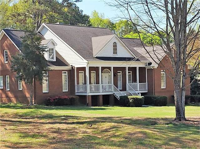 917 Fairway, Monroe, GA 30655 (MLS #6704299) :: Charlie Ballard Real Estate