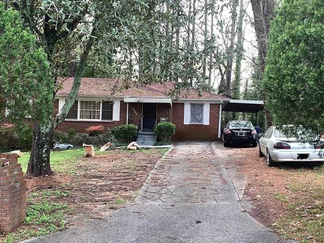 1821 Sandringham Drive, Atlanta, GA 30311 (MLS #6704311) :: Tonda Booker Real Estate Sales