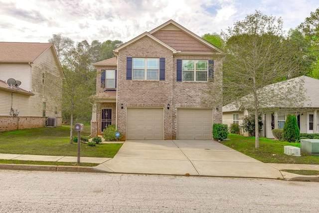 4854 Summersun Drive, Morrow, GA 30260 (MLS #6704360) :: Scott Fine Homes