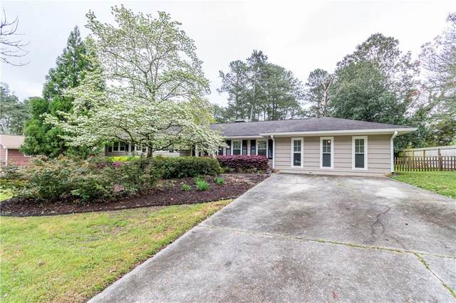 2222 Springdale Drive, Snellville, GA 30078 (MLS #6704362) :: The Cowan Connection Team