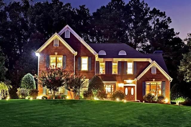 490 Powers Court Avenue, Alpharetta, GA 30004 (MLS #6704367) :: Rock River Realty