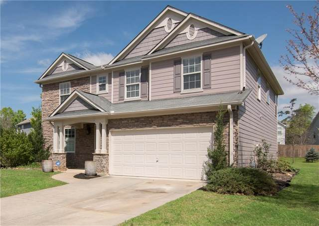 970 Forest Knoll Court, Lithia Springs, GA 30122 (MLS #6704413) :: The North Georgia Group