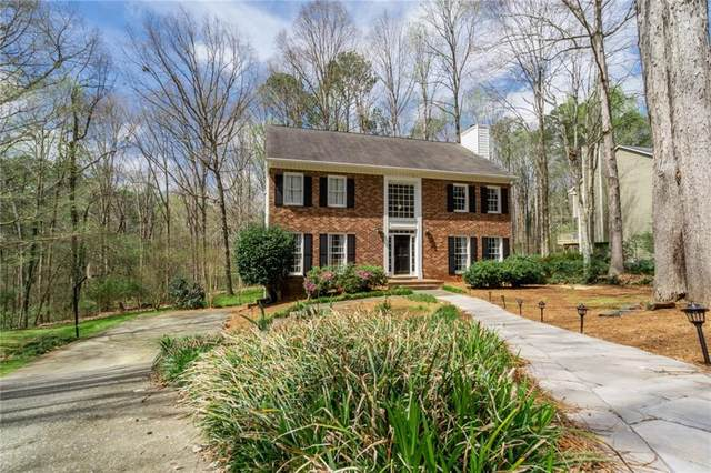 1471 Sandford Trail SW, Lilburn, GA 30047 (MLS #6704422) :: MyKB Partners, A Real Estate Knowledge Base