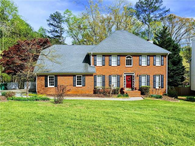 3180 Pine Knoll Court Nw, Kennesaw, GA 30144 (MLS #6704425) :: Kennesaw Life Real Estate