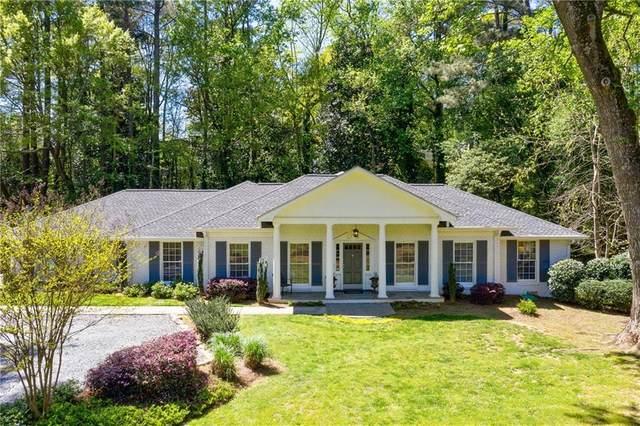 250 Forrest Lake Drive, Atlanta, GA 30327 (MLS #6704445) :: Kennesaw Life Real Estate