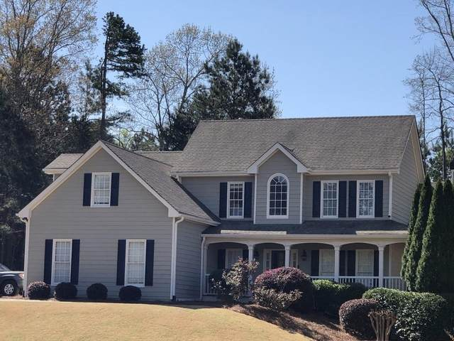 5064 Cotton Mill Court, Gainesville, GA 30504 (MLS #6704474) :: The North Georgia Group