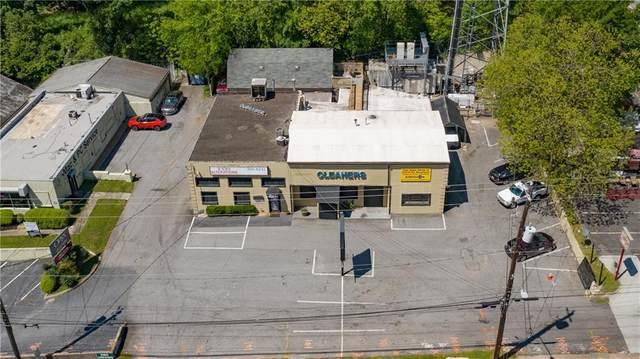 1640 Northside Drive NW, Atlanta, GA 30318 (MLS #6704490) :: The Heyl Group at Keller Williams
