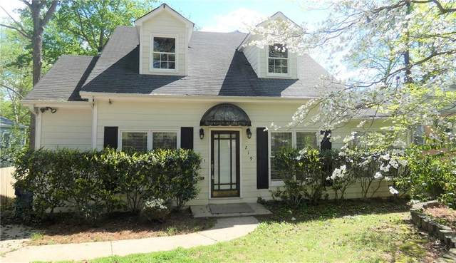 219 Mellrich Avenue NE, Atlanta, GA 30317 (MLS #6704573) :: Good Living Real Estate