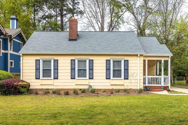 526 E Lake Drive, Decatur, GA 30030 (MLS #6704587) :: MyKB Partners, A Real Estate Knowledge Base