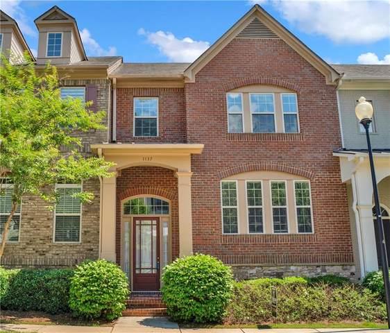 1137 Parktown Drive #8, Mableton, GA 30126 (MLS #6704601) :: North Atlanta Home Team