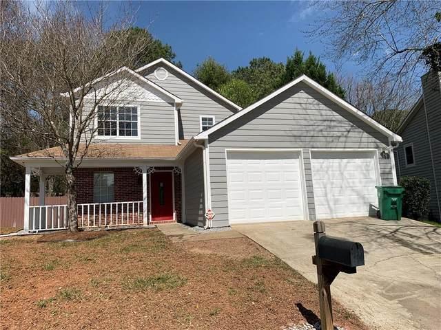843 Arbor Court, Stone Mountain, GA 30088 (MLS #6704605) :: Scott Fine Homes