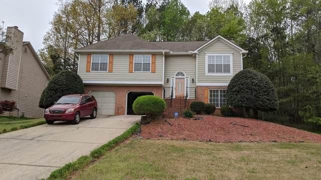 1660 Versailles Drive SW, Atlanta, GA 30331 (MLS #6704629) :: The Zac Team @ RE/MAX Metro Atlanta