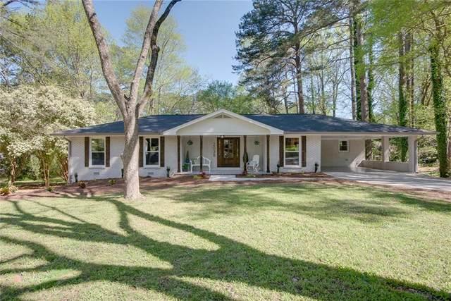 2038 Zelda Drive NE, Atlanta, GA 30345 (MLS #6704631) :: Good Living Real Estate