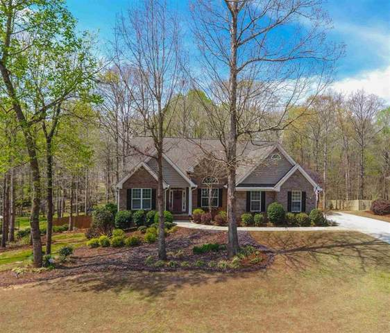 558 Southampton Circle, Hoschton, GA 30548 (MLS #6704657) :: Scott Fine Homes