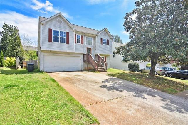 3846 Sunview Drive NW, Acworth, GA 30101 (MLS #6704672) :: Kennesaw Life Real Estate
