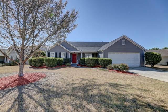 319 Spring Hill Drive, Canton, GA 30115 (MLS #6704688) :: Path & Post Real Estate