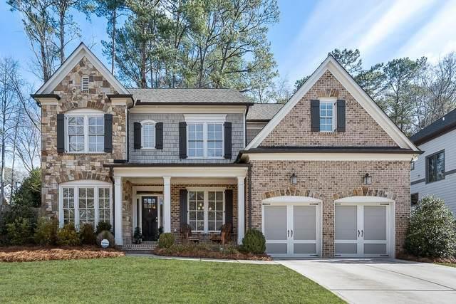 1628 Wayland Circle NE, Brookhaven, GA 30319 (MLS #6704690) :: Scott Fine Homes