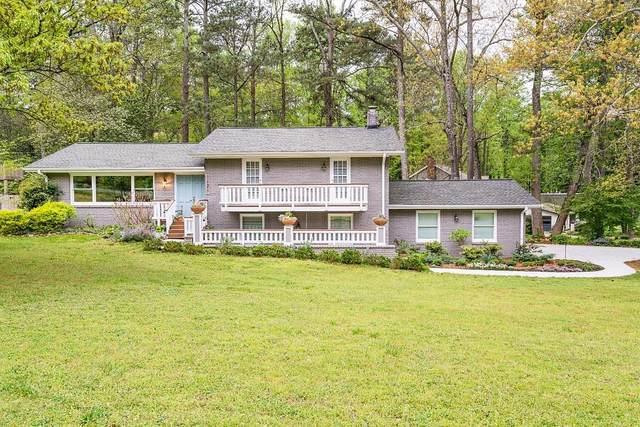 3126 Northbrook Drive, Atlanta, GA 30341 (MLS #6704705) :: Scott Fine Homes