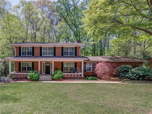 1035 Lakeshore Drive, Avondale Estates, GA 30002 (MLS #6704757) :: Good Living Real Estate