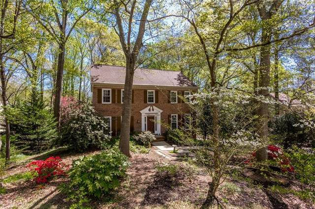 1880 O Shea Lane, Marietta, GA 30062 (MLS #6704758) :: The Heyl Group at Keller Williams