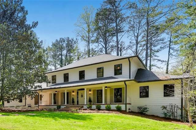 2635 Spalding Drive, Sandy Springs, GA 30350 (MLS #6704791) :: Scott Fine Homes